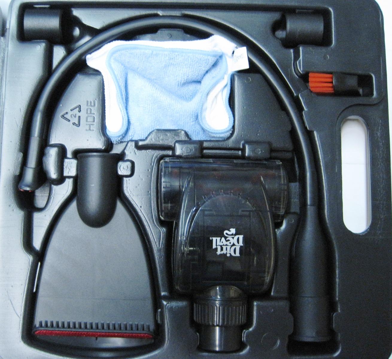 dirt devil auto clean m277 autopflege set zubeh r im. Black Bedroom Furniture Sets. Home Design Ideas