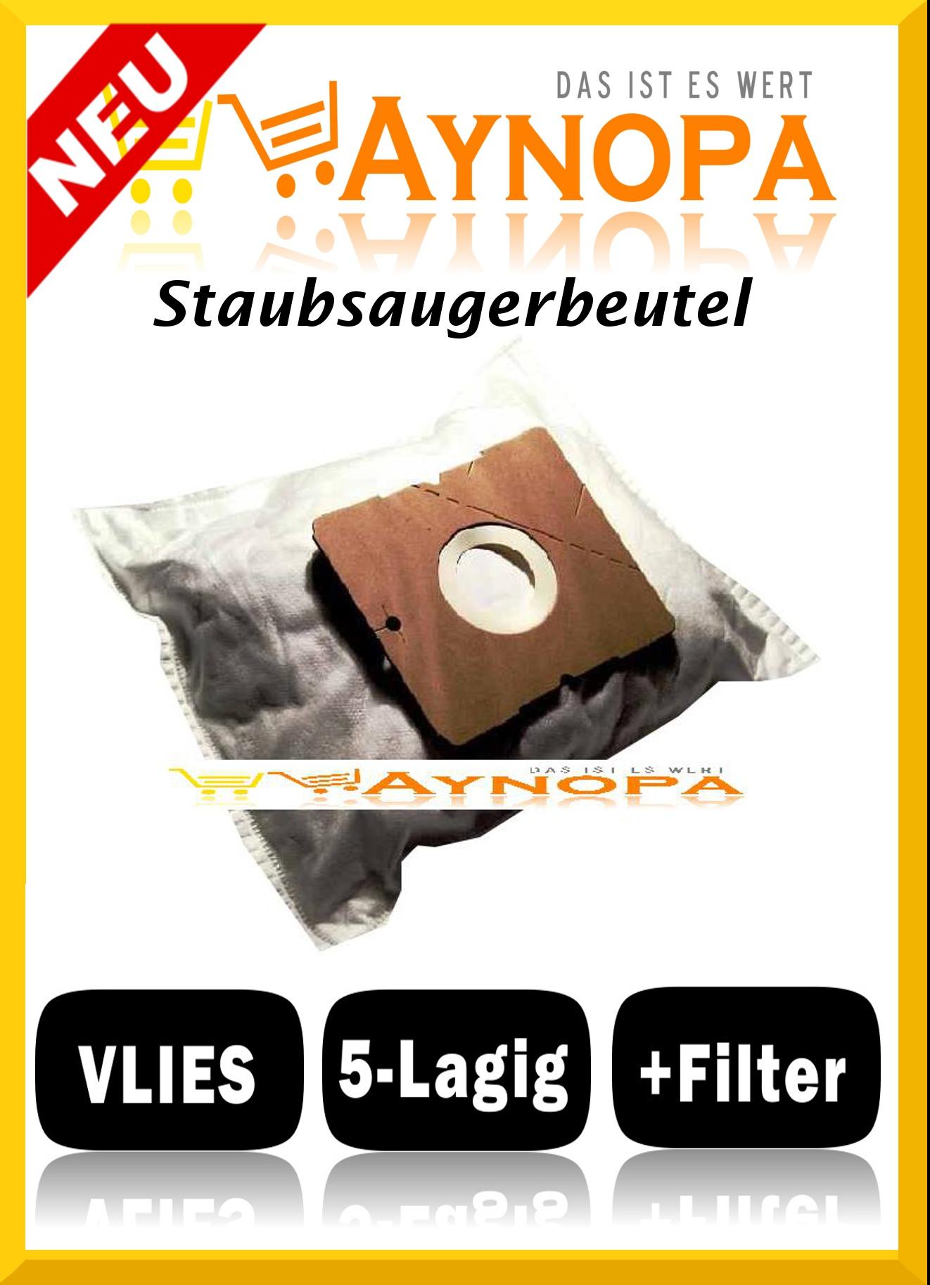 staubsaugerbeutel für progress stuttgart pc 2265 pc 3727  ~ Staubsauger Progress Stuttgart